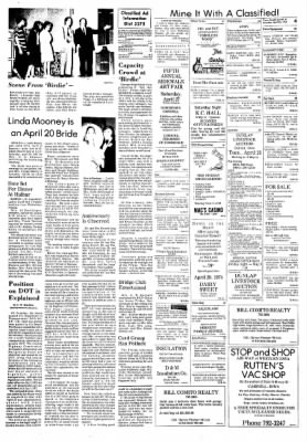 Carrol Daily Times Herald from Carroll, Iowa on April 20, 1974 · Page 4