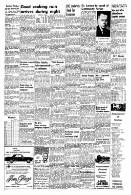 Redlands Daily Facts from Redlands, California on March 2, 1964 · Page 5