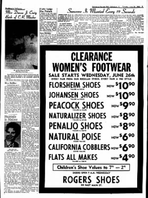 Galesburg Register-Mail from Galesburg, Illinois on June 25, 1963 · Page 9