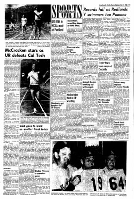 Redlands Daily Facts from Redlands, California on March 2, 1964 · Page 13