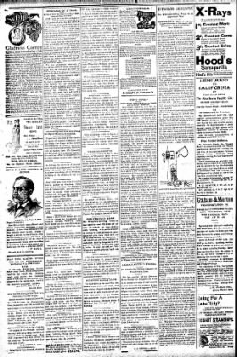 Logansport Pharos-Tribune from Logansport, Indiana on August 7, 1896 · Page 2