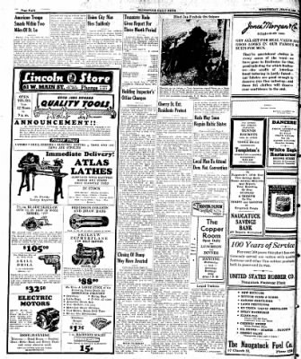 Naugatuck Daily News from Naugatuck, Connecticut on July 12, 1944 · Page 8