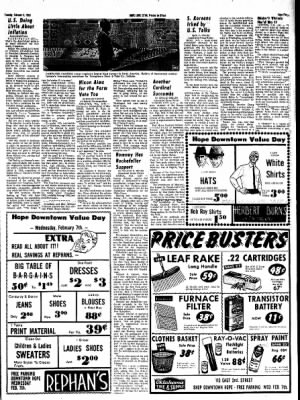 Hope Star from Hope, Arkansas on February 6, 1968 · Page 4