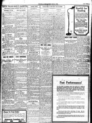 Sterling Standard from Sterling, Illinois on October 21, 1916 · Page 3