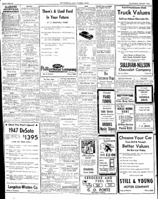 The Courier News from Blytheville, Arkansas on March 9, 1949 · Page 12
