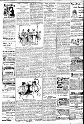 Logansport Pharos-Tribune from Logansport, Indiana on May 12, 1895 · Page 6