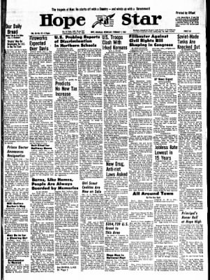 Hope Star from Hope, Arkansas on February 7, 1968 · Page 8