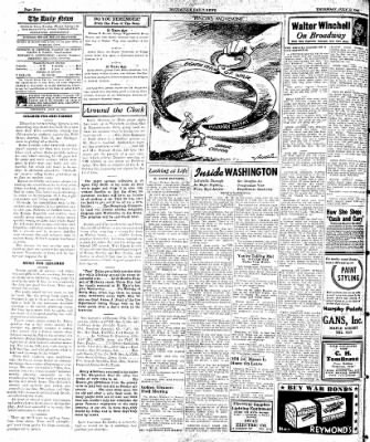 Naugatuck Daily News from Naugatuck, Connecticut on July 13, 1944 · Page 4
