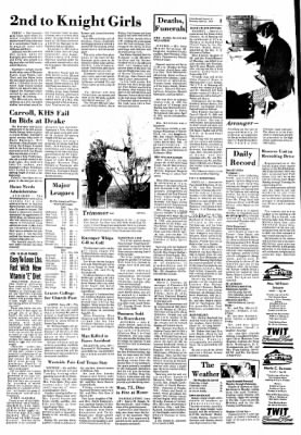 Carrol Daily Times Herald from Carroll, Iowa on April 27, 1974 · Page 2