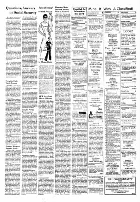 Carrol Daily Times Herald from Carroll, Iowa on April 27, 1974 · Page 4