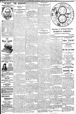 Logansport Pharos-Tribune from Logansport, Indiana on August 7, 1896 · Page 3