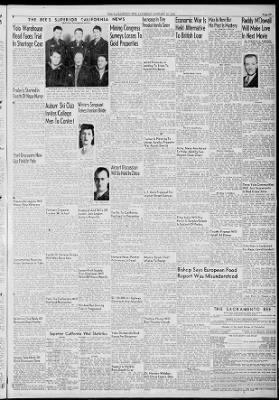 The Sacramento Bee from Sacramento, California on January 19, 1946 · 17