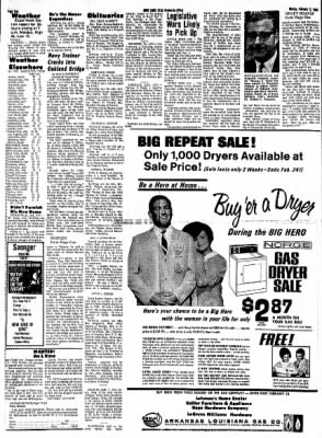 Hope Star from Hope, Arkansas on February 12, 1968 · Page 1