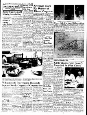 Galesburg Register-Mail from Galesburg, Illinois on June 27, 1963 · Page 14