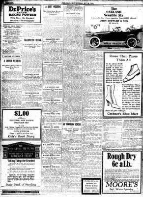 Sterling Standard from Sterling, Illinois on October 28, 1916 · Page 4