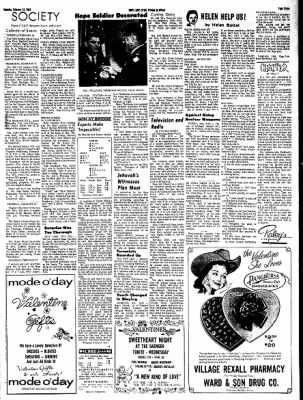Hope Star from Hope, Arkansas on February 13, 1968 · Page 2