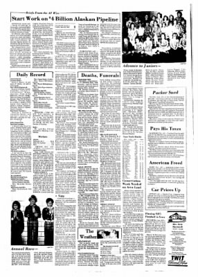 Carrol Daily Times Herald from Carroll, Iowa on April 30, 1974 · Page 2