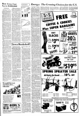Carrol Daily Times Herald from Carroll, Iowa on April 30, 1974 · Page 7