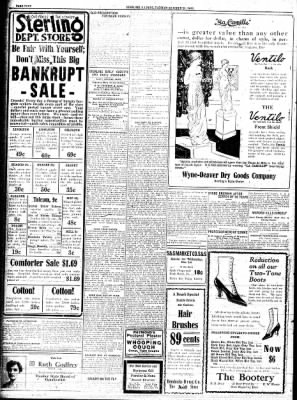 Sterling Standard from Sterling, Illinois on October 31, 1916 · Page 4