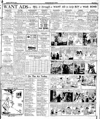 Naugatuck Daily News from Naugatuck, Connecticut on July 14, 1944 · Page 7