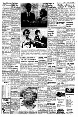 Redlands Daily Facts from Redlands, California on March 7, 1964 · Page 5