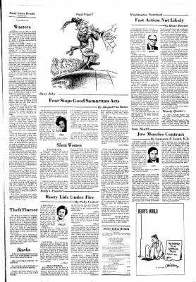 Carrol Daily Times Herald from Carroll, Iowa on May 3, 1974 · Page 3