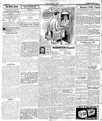Naugatuck Daily News from Naugatuck, Connecticut on July 15, 1944 · Page 4