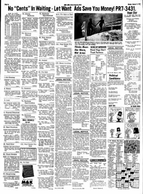 Hope Star from Hope, Arkansas on February 19, 1968 · Page 5