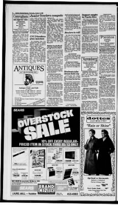Standard-Speaker from Hazleton, Pennsylvania on October 10, 1990 · Page 6