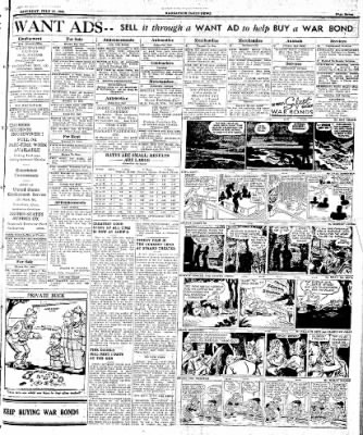 Naugatuck Daily News from Naugatuck, Connecticut on July 15, 1944 · Page 7