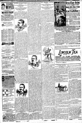 Logansport Pharos-Tribune from Logansport, Indiana on August 7, 1896 · Page 7