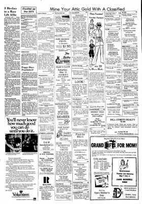 Carrol Daily Times Herald from Carroll, Iowa on May 7, 1974 · Page 12