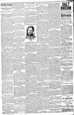Logansport Pharos-Tribune from Logansport, Indiana on February 1, 1898 · Page 18