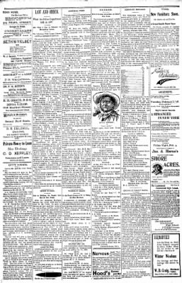 Logansport Pharos-Tribune from Logansport, Indiana on February 1, 1898 · Page 19