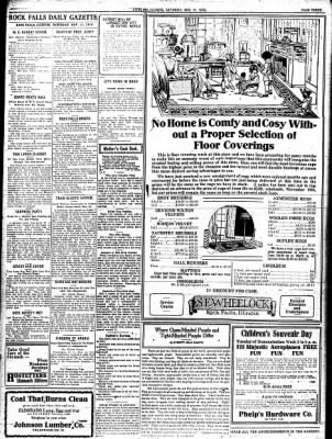 Sterling Standard from Sterling, Illinois on November 11, 1916 · Page 3