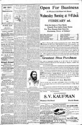 Logansport Pharos-Tribune from Logansport, Indiana on February 1, 1898 · Page 21
