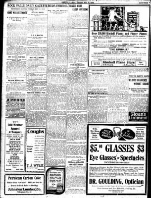 Sterling Standard from Sterling, Illinois on November 14, 1916 · Page 3