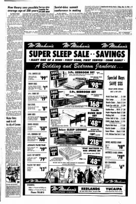 Redlands Daily Facts from Redlands, California on March 13, 1964 · Page 9