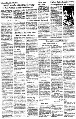 Bennington Banner from Bennington, Vermont on November 29, 1976 · Page 18