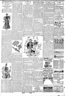 Logansport Pharos-Tribune from Logansport, Indiana on May 16, 1895 · Page 6