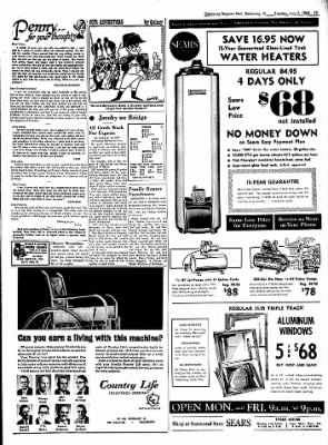 Galesburg Register-Mail from Galesburg, Illinois on July 2, 1963 · Page 19