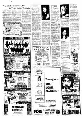 Carrol Daily Times Herald from Carroll, Iowa on May 9, 1974 · Page 4