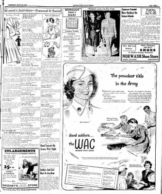Naugatuck Daily News from Naugatuck, Connecticut on July 18, 1944 · Page 3