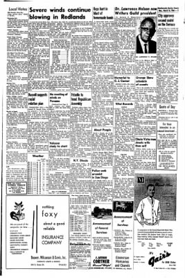 Redlands Daily Facts from Redlands, California on March 16, 1964 · Page 5