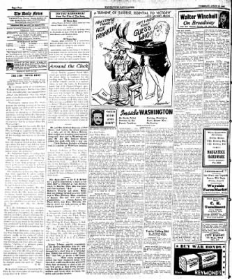 Naugatuck Daily News from Naugatuck, Connecticut on July 18, 1944 · Page 4
