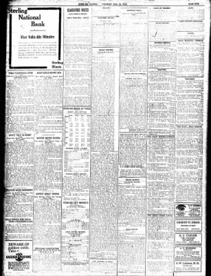 Sterling Standard from Sterling, Illinois on November 18, 1916 · Page 5