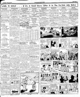 Naugatuck Daily News from Naugatuck, Connecticut on July 18, 1944 · Page 7