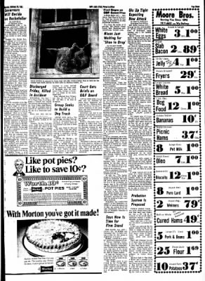 Hope Star from Hope, Arkansas on February 29, 1968 · Page 11