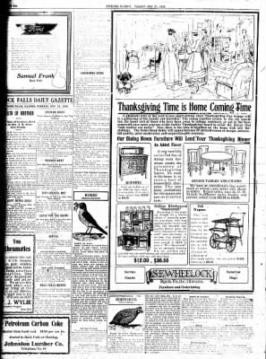 Sterling Standard from Sterling, Illinois on November 21, 1916 · Page 6