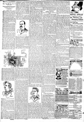 Logansport Pharos-Tribune from Logansport, Indiana on May 17, 1895 · Page 6
